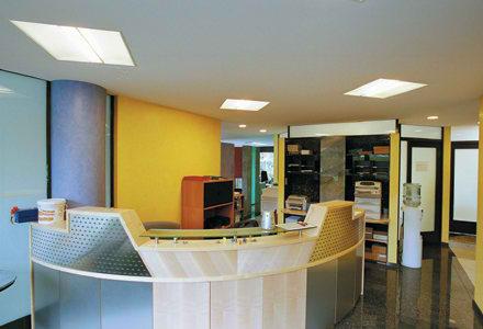 Poser un plafond en placo video calcul devis loire for Abaisser plafond
